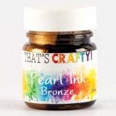 That's Crafty! Pearl Ink - Bronze