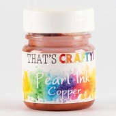 That's Crafty! Pearl Ink - Copper