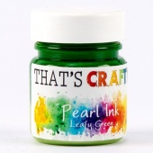 That's Crafty! Pearl Ink - Leaf Green