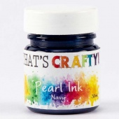 That's Crafty! Pearl Ink - Navy