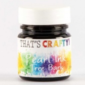 That's Crafty! Pearl Ink - Tree Bark