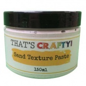 That's Crafty! Texture Sand Paste - 150ml
