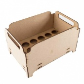 That's Crafty! Surfaces Stackable Storage Box 9