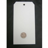 That's Crafty! Surfaces Acrylic Tags - Pack of 6 - #8