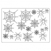 That's Crafty! Surfaces Craftyboard - Spiders and Webs