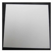 That's Crafty! Surfaces White/Greyboard Panels - 6x6 - Square Corners - Pack of 5
