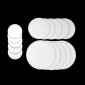 That's Crafty! Surfaces White/Greyboard Rounds