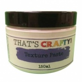 That's Crafty! Texture Paste - 150ml