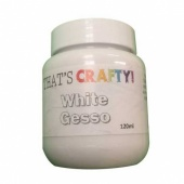 That's Crafty! Gesso - White