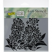 Crafter's Workshop Stencil - Lilacs - TCW913S