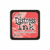 Tim Holtz Mini Distress Ink Pad - Abandoned Coral