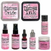 Tim Holtz Distress Kitsch Flamingo Bundle