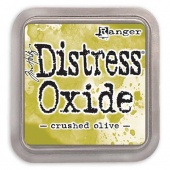 Tim Holtz Distress Oxide Ink Pad - Crushed Olive