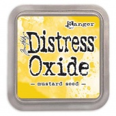 Tim Holtz Distress Oxide Ink Pad - Mustard Seed