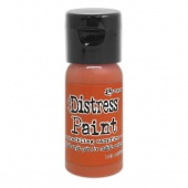 Tim Holtz Distress Paint Flip Top - Crackling Campfire