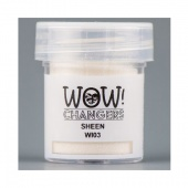 WOW! Embossing Powder Changers - Sheen