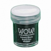 WOW! Embossing Powder - Ebony (SF)