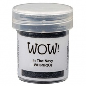 WOW! Embossing Powder - In the Navy