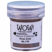 WOW! Embossing Powder - Rose Gold