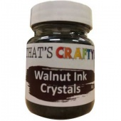 That's Crafty! Walnut Ink Crystals