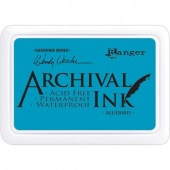 Ranger Archival Ink Pad Designer Series - Bluebird