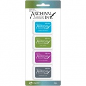 Ranger Wendy Wecchi Mini Archival Ink Pad Set - Set 2