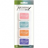 Ranger Wendy Wecchi Mini Archival Ink Pad Set - Set 3