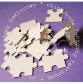 Wycinanka Chipboard - Puzzle Pieces - Large