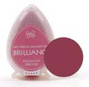 Brilliance Dew Drop Ink Pad - Pearlescent Crimson