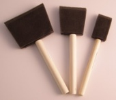 Royal & Langnickel Sponge Applicator Brushes