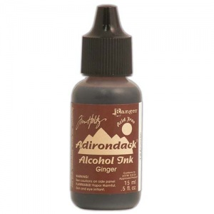 Tim Holtz Alcohol Ink - Ginger