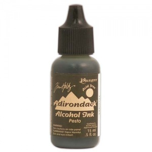 Tim Holtz Alcohol Ink - Pesto