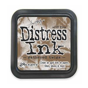 Tim Holtz Distress Ink Pad - Gathered Twigs
