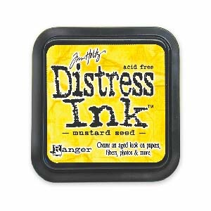 Tim Holtz Distress Ink Pad - Mustard Seed