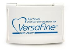 VersaFine Pigment Ink - Deep Lagoon